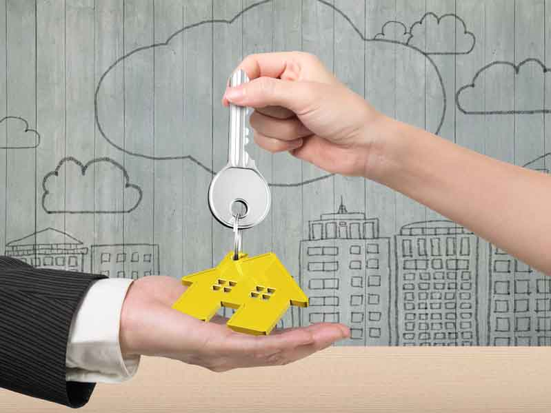 Is buying a flat a good investment option in OMR?