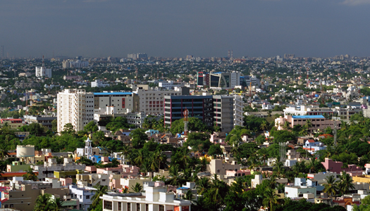 Top 10 locations to buy flats in Chennai