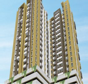 1 , 1.5 , 2 , 2.5 , 3 , 3.5  BHK Flats for sale in Semmencherry