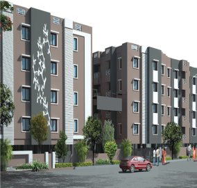 Flats for sale in Shantiniketan Vega Kelambakkam