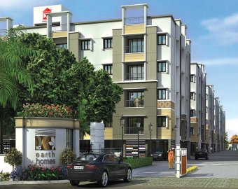 Flats for sale in KG Earth Homes Siruseri