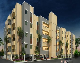 Flats for sale in Alliance Garden Front Kelambakkam