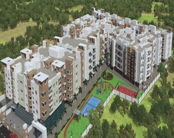 1 , 2 , 3  BHK Flats for sale in Thiruporur