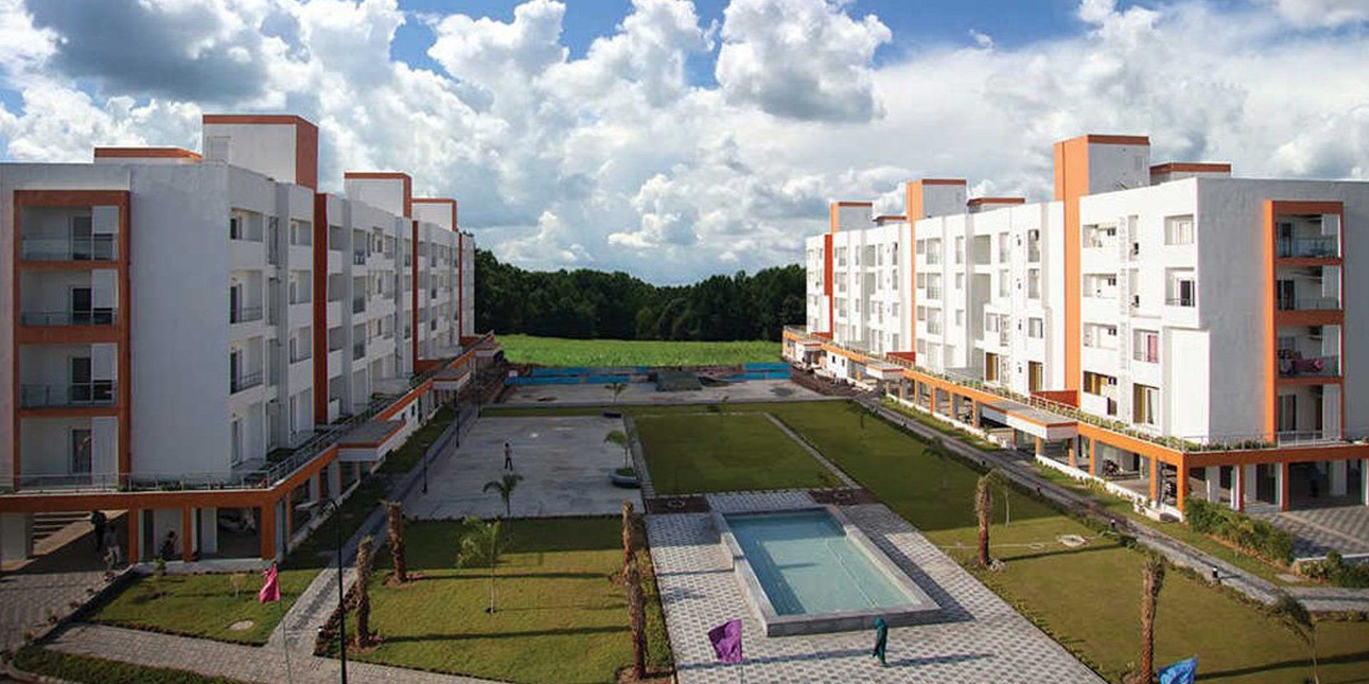 Flats for sale in Phoenix The Village Gardenia Kelambakkam