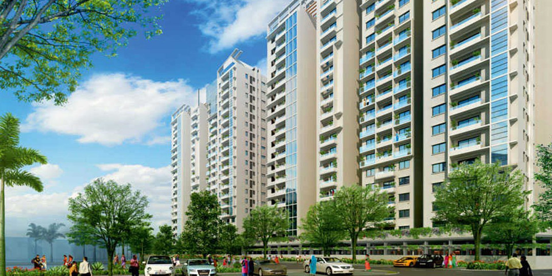 Flats for sale in Phoenix The Village Rivera Kelambakkam