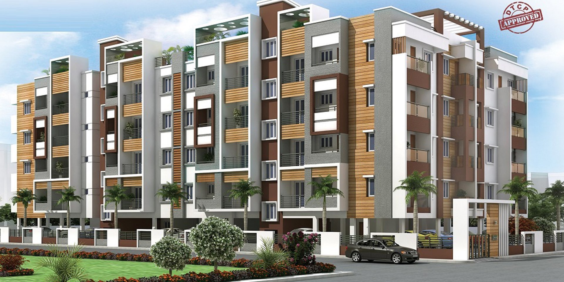Flats for sale in Sree Bhoomi Neela Enclave Siruseri