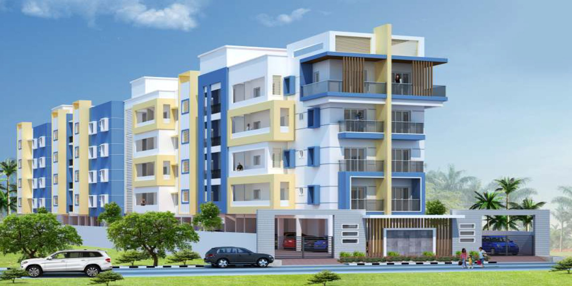 Flats for sale in JMM Celsia Siruseri