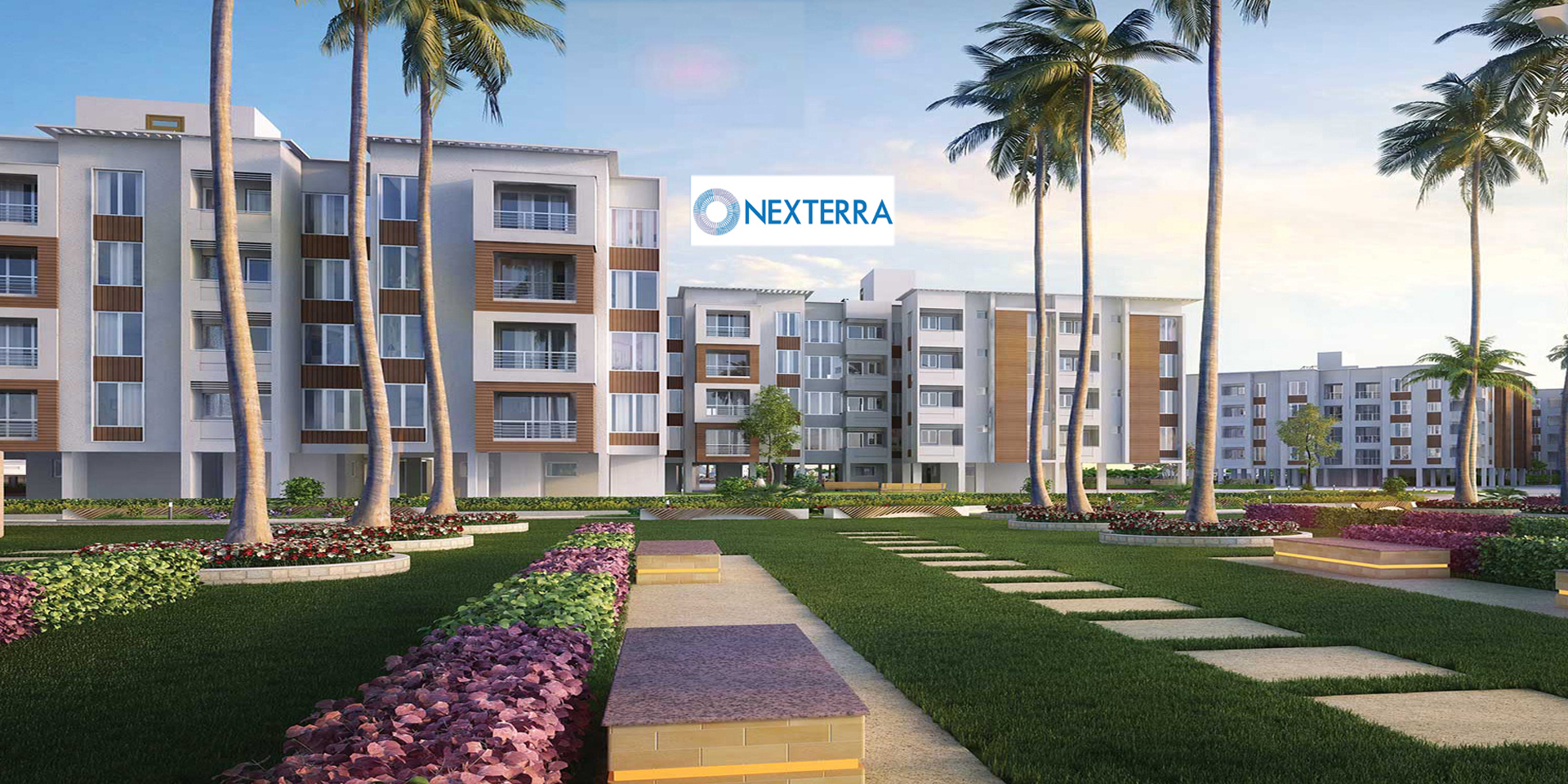 Flats for sale in Nexterra Phase 2 Perumbakkam