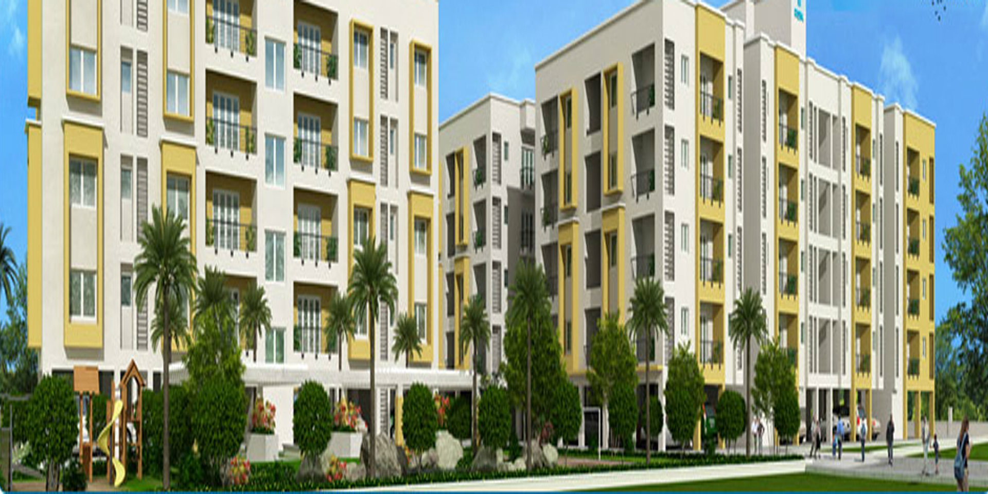 Flats for sale in Orchid Garden Navalur