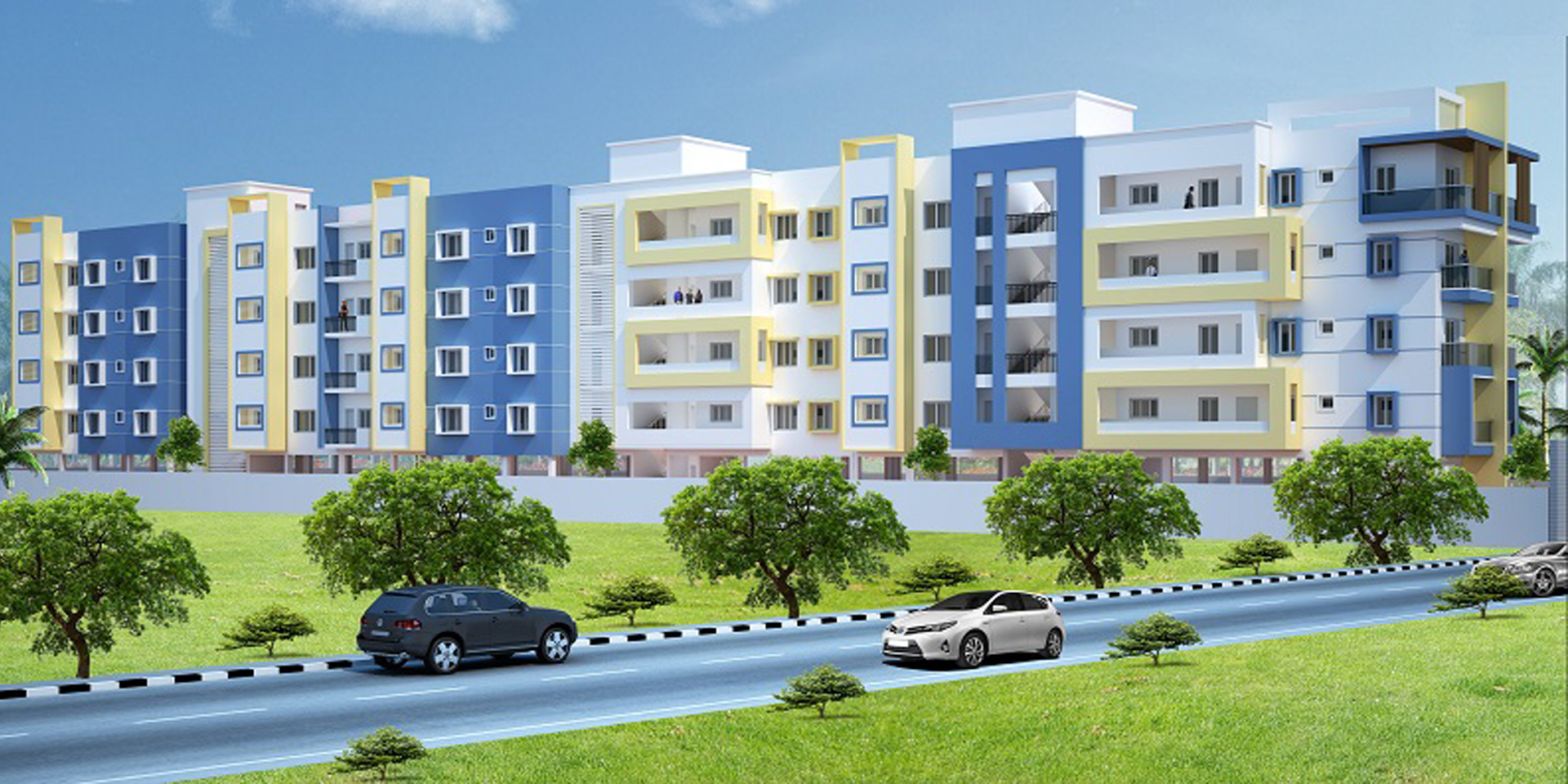 Flats for sale in Celsia Apartments Siruseri