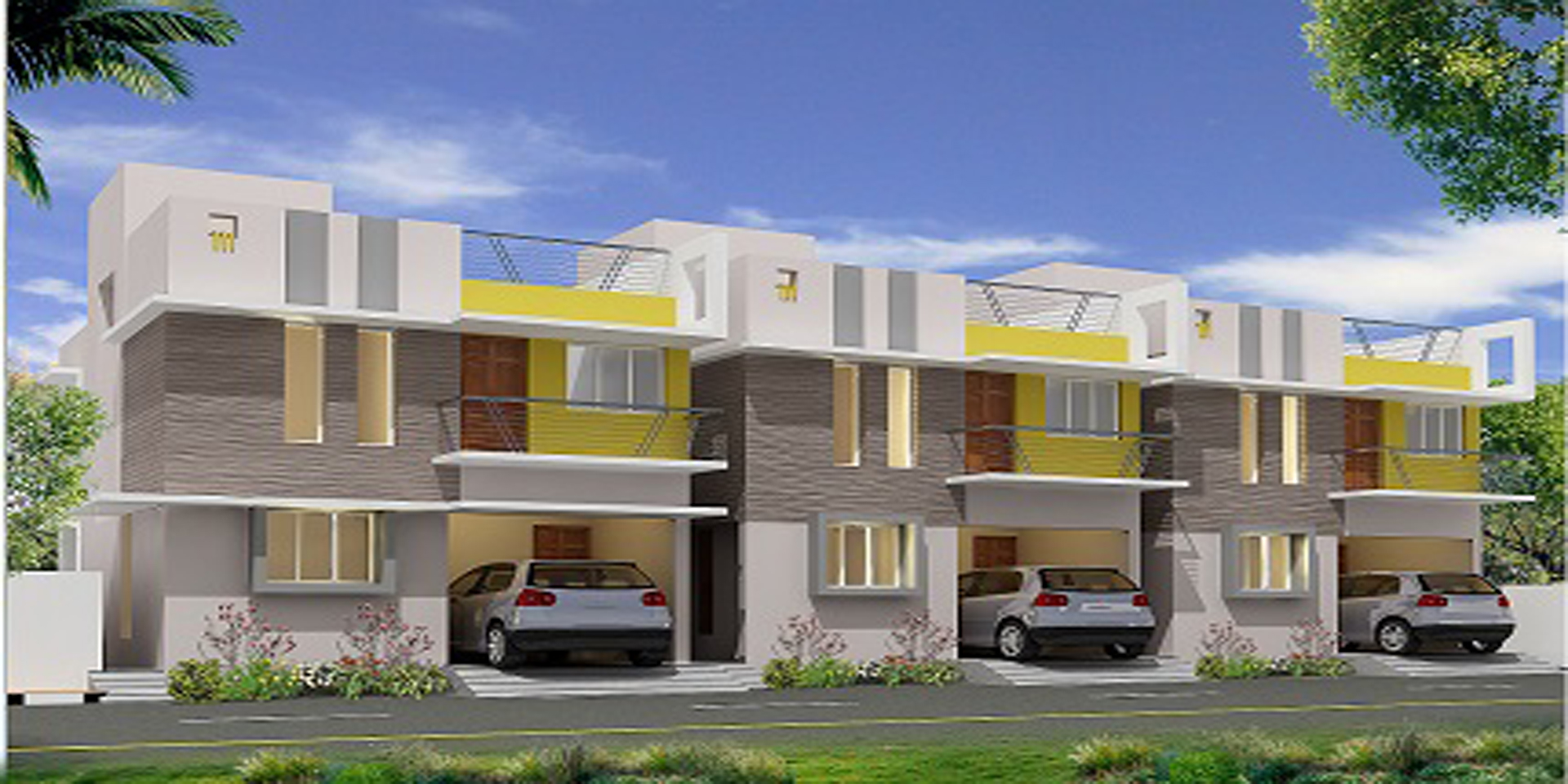 Flats for sale in Daffodil Villas Kelambakkam