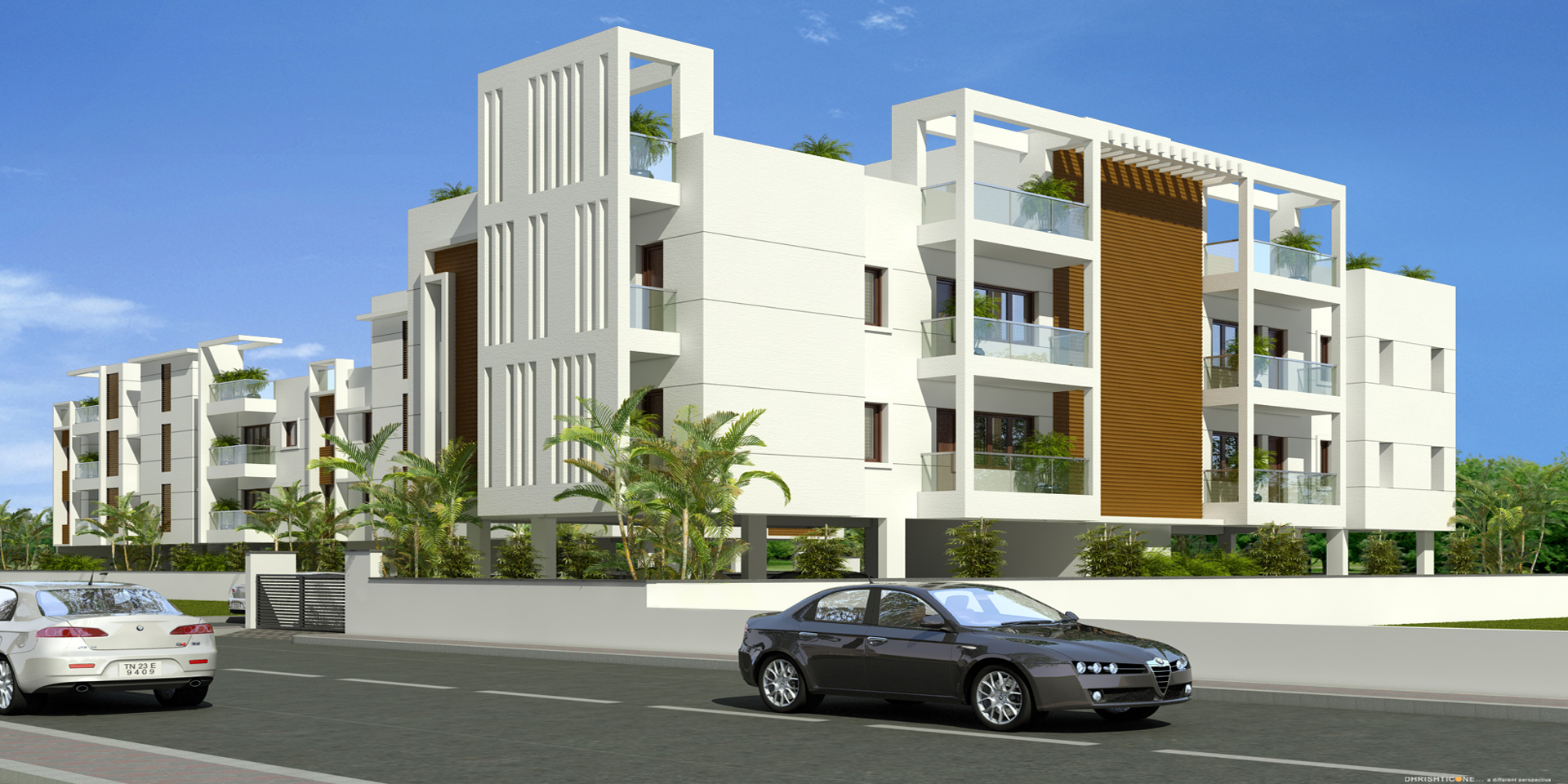 2 BHK Flats for sale in Karapakkam