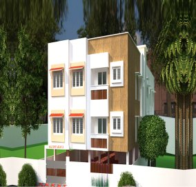3  BHK Flats for sale in Karapakkam