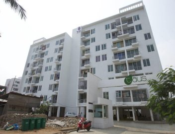 3 , 4  BHK Flats for sale in Navalur
